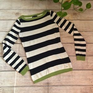 🌀Tommy Hilfiger | Striped Crew Neck Sweater